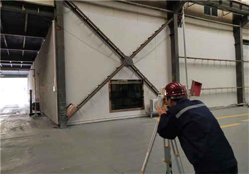 厂房抗震检测
