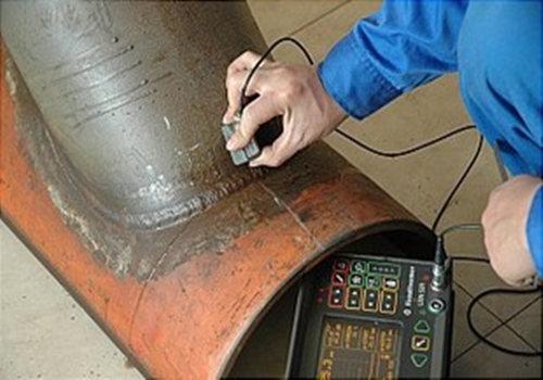 钢结构焊缝检测