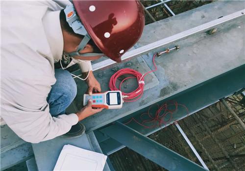 钢结构探伤检测