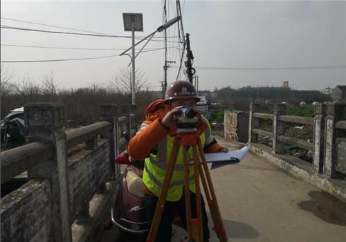 桥梁承载力检测