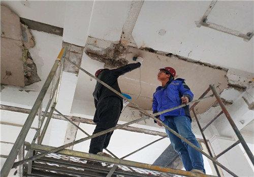 房屋楼板承载力检测