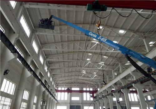 厂房安全可靠性检测