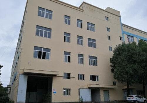 宁波某服装公司厂房四层楼板振动测试