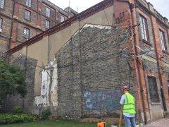 某自建房屋完损状况检测与评定