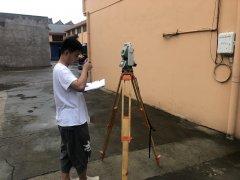 某大厦外墙空鼓专项检测