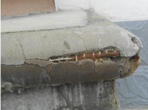 锈蚀钢筋混凝土构件工程结构加固方法简述