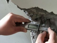 常见的房屋结构检测项目主要内容